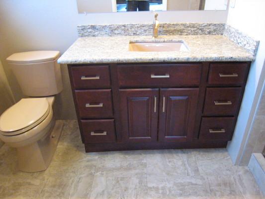 RedLine Construction - Bathroom remodel santa rosa ca